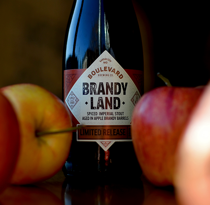 Boulevard Brandy Land Imperial Stout