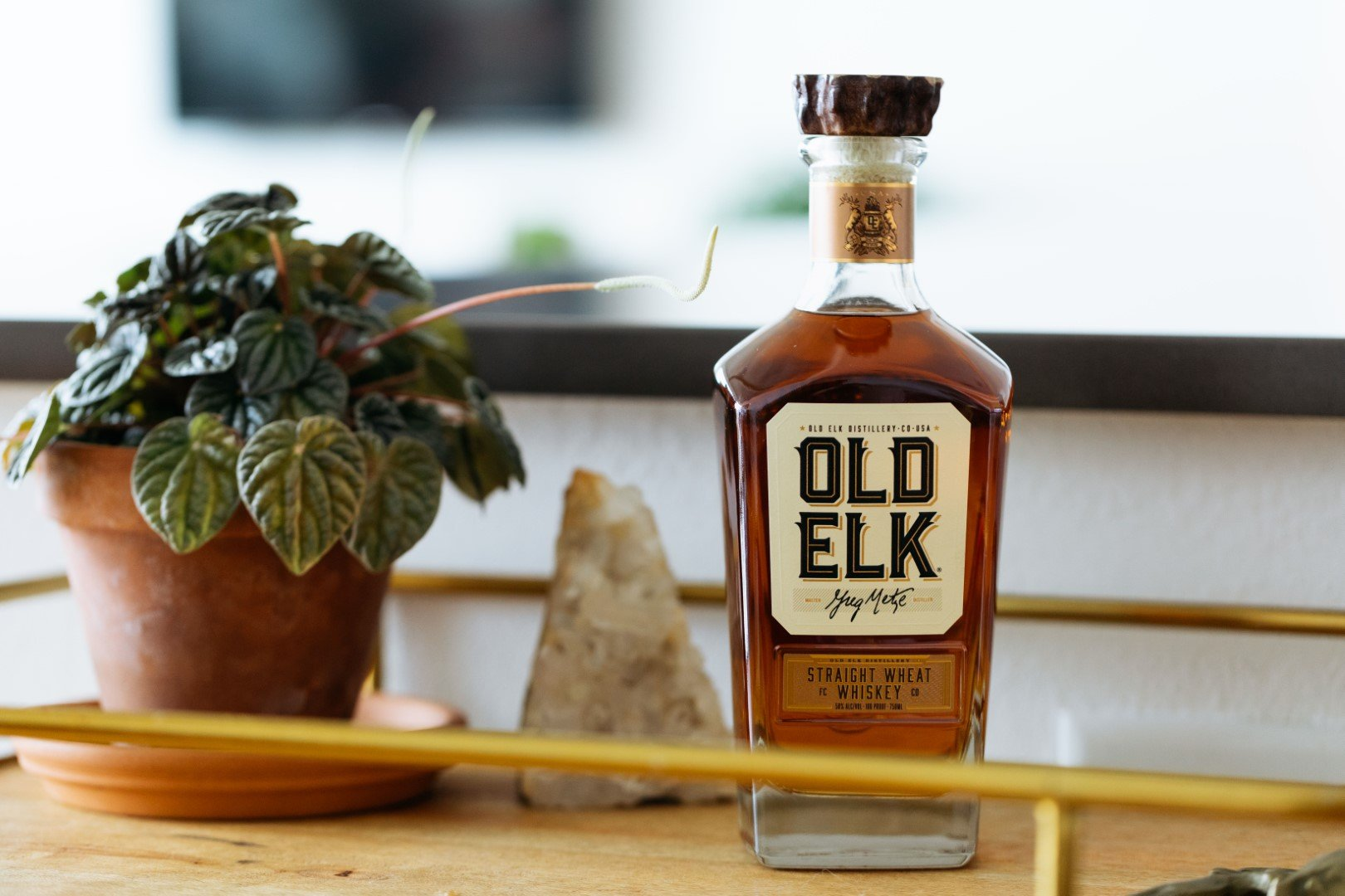 Old Elk Straight Wheat Whiskey (2020)