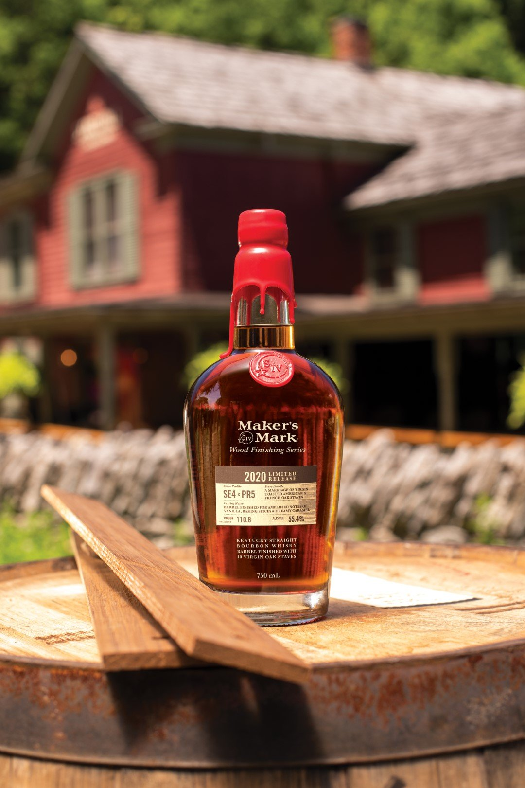 Maker's Mark SE4+PR5 2020 Limited Release