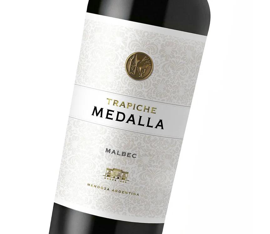2017 Trapiche Medalla Malbec Mendoza