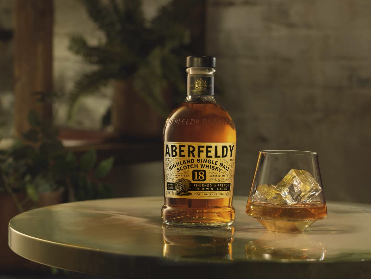 Aberfeldy 18 Years Old