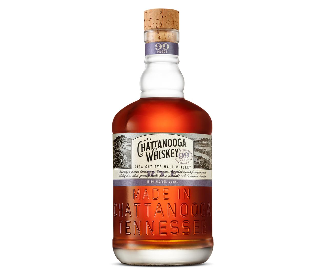 Chattanooga Whiskey 99 Rye