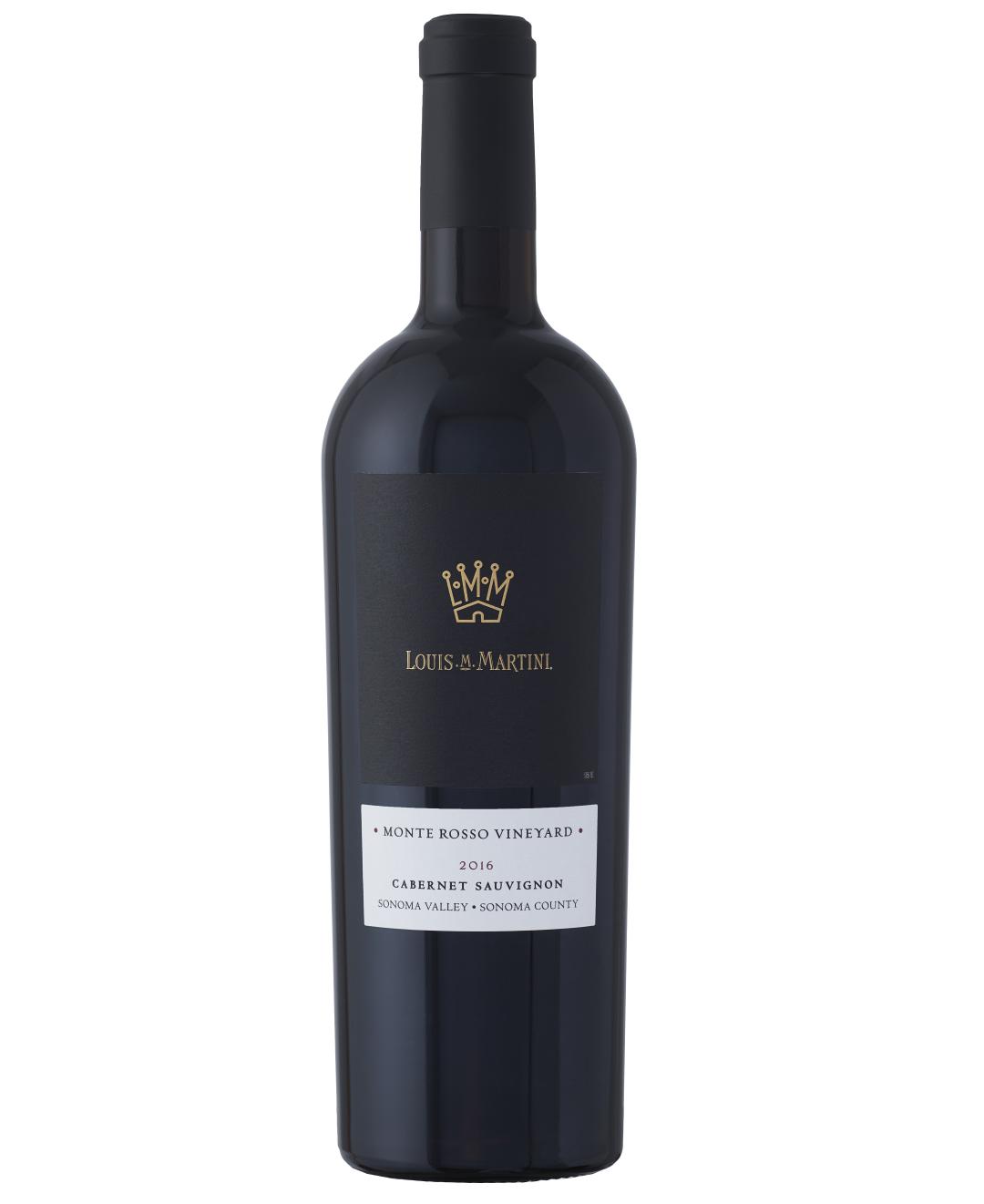 2016 Louis M. Martini Cabernet Sauvignon Monte Rosso Vineyard