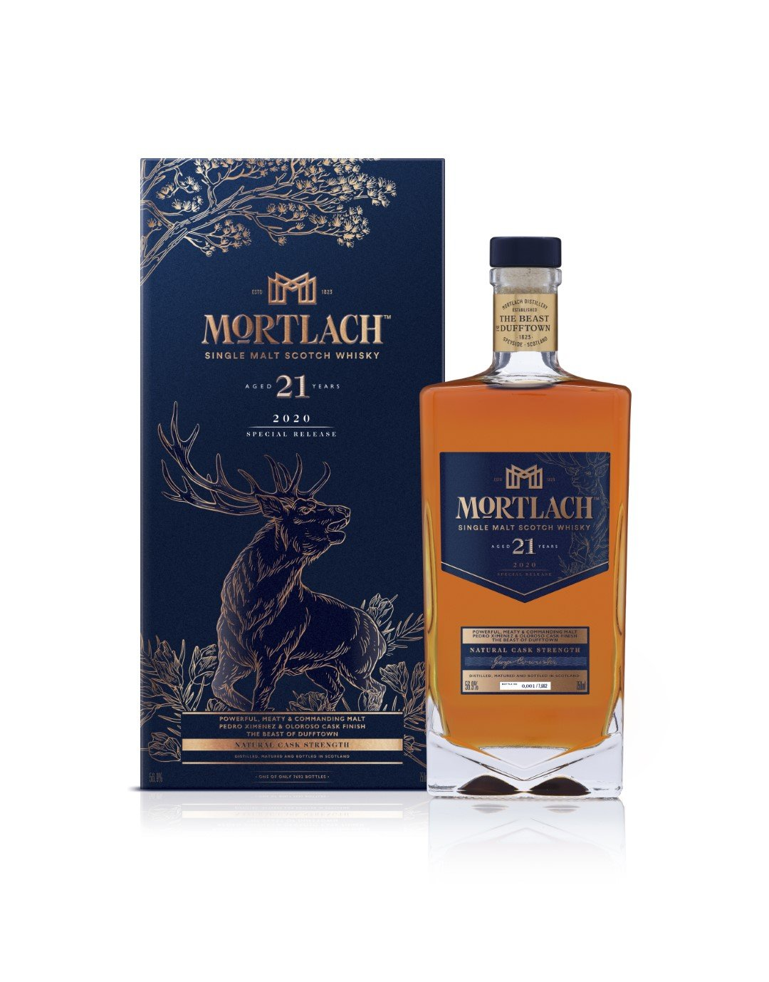 Mortlach 21 Years Old Limited Edition 2020