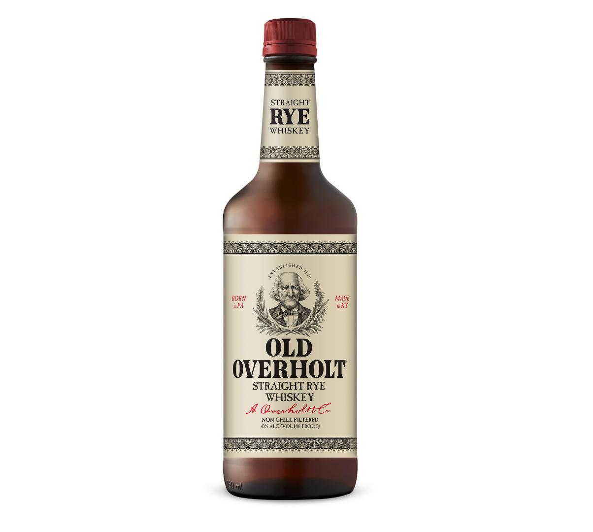 Old Overholt Straight Rye (2020)