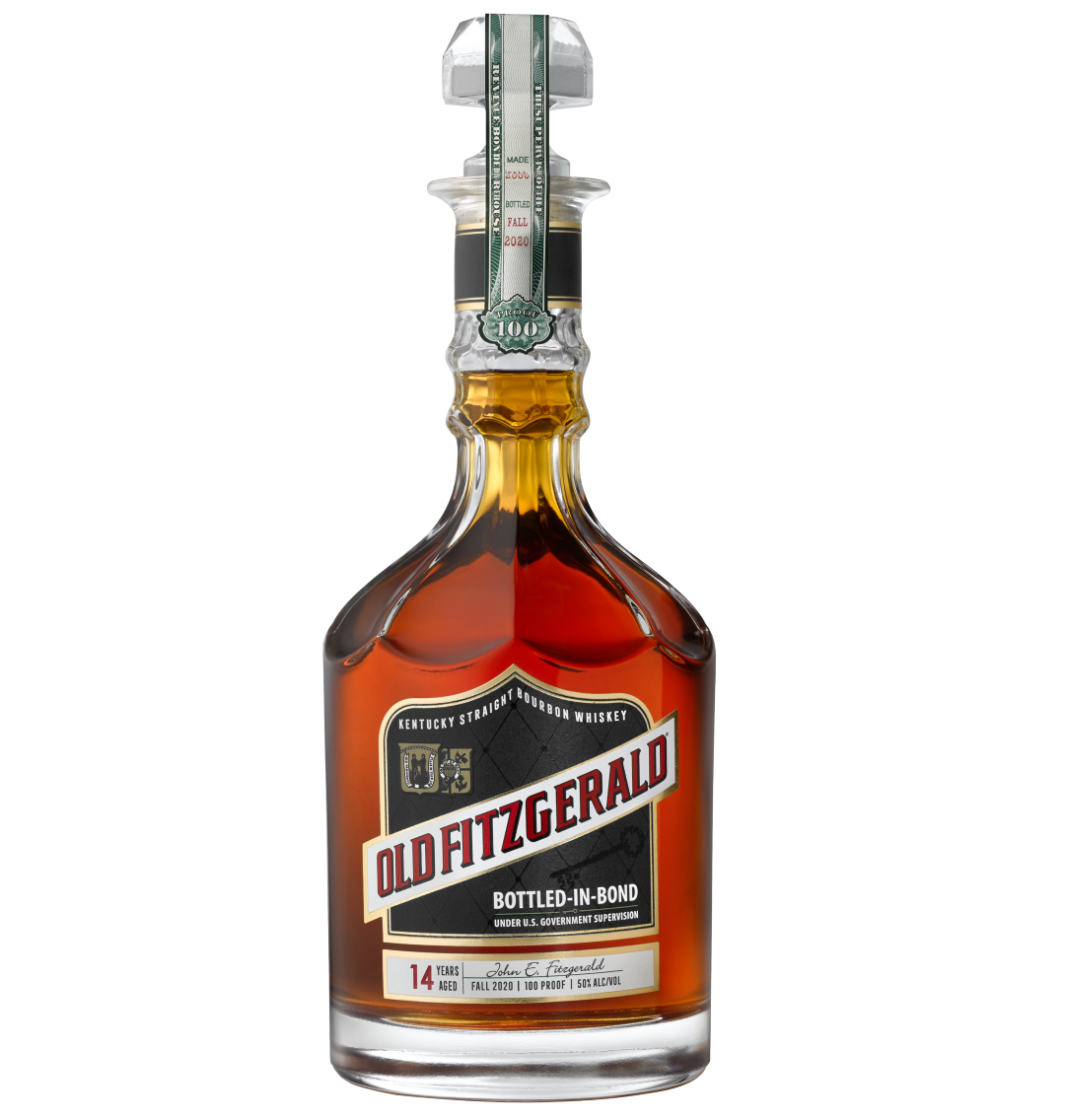 Old Fitzgerald Bottled-in-Bond 14 Years Old Fall 2020 Edition