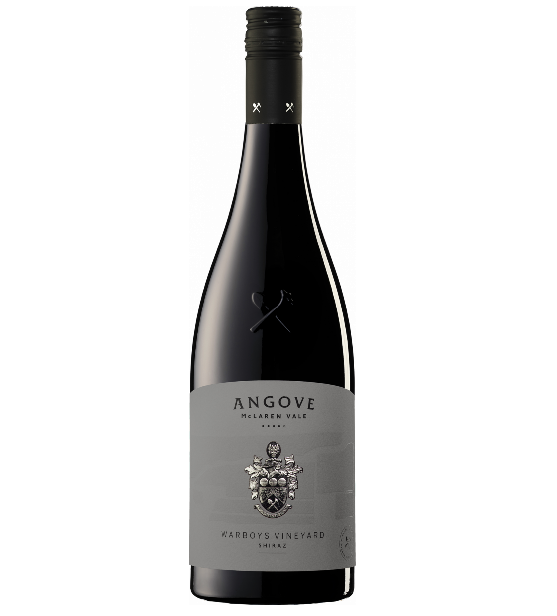2017 Angove Shiraz Warboys Vineyard