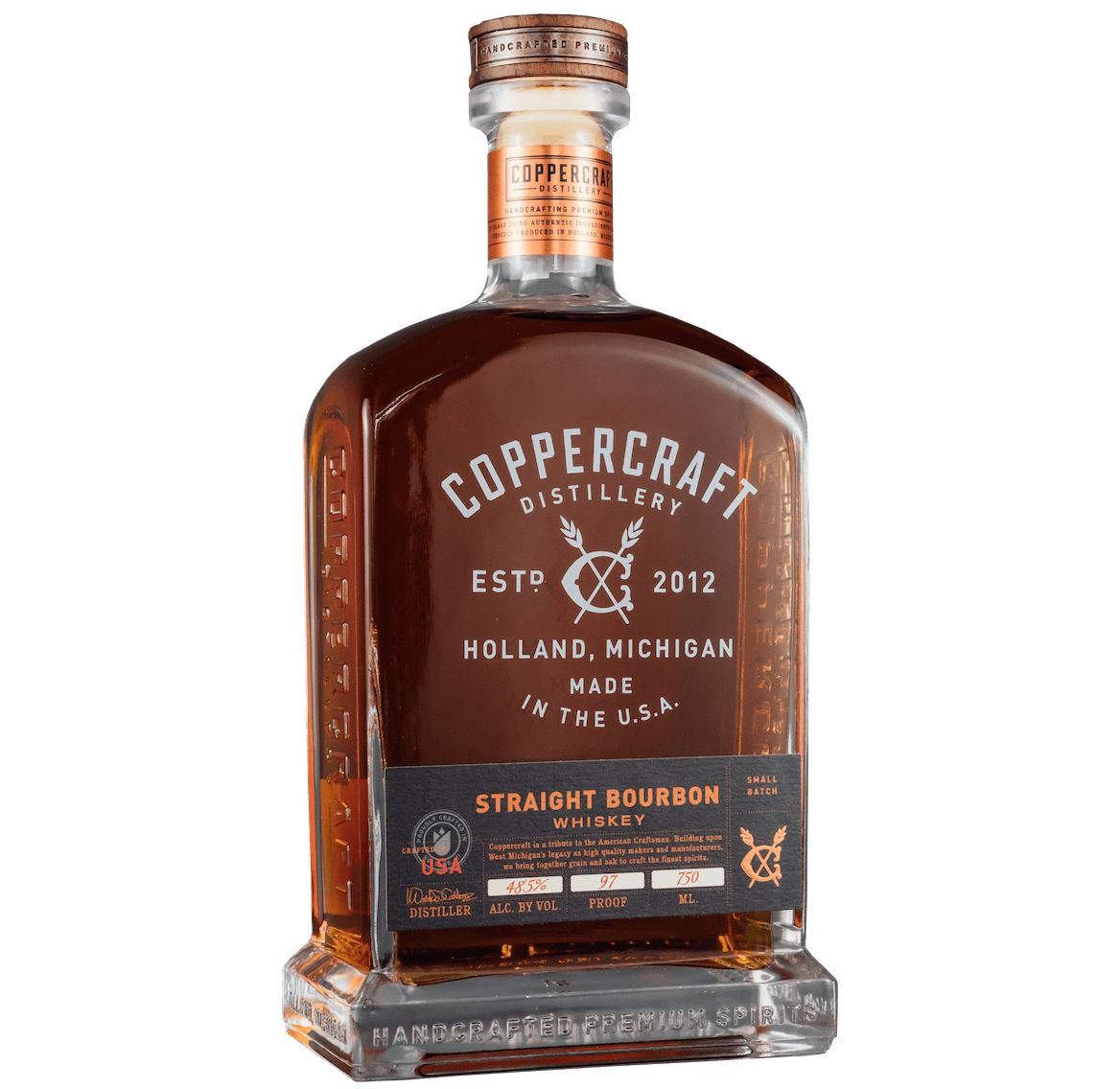 Coppercraft Straight Bourbon