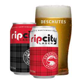 Deschutes Brewery Rip City Lager