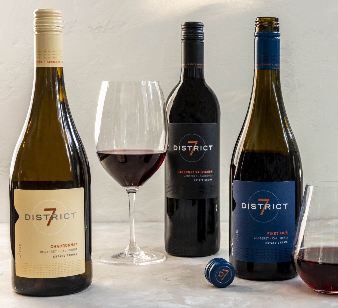 2018 District 7 Chardonnay Monterey