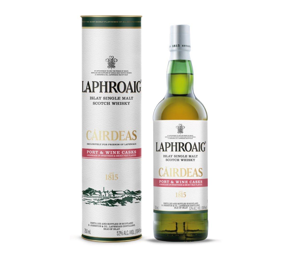 Laphroaig Cairdeas Port & Wine Casks Edition 2020