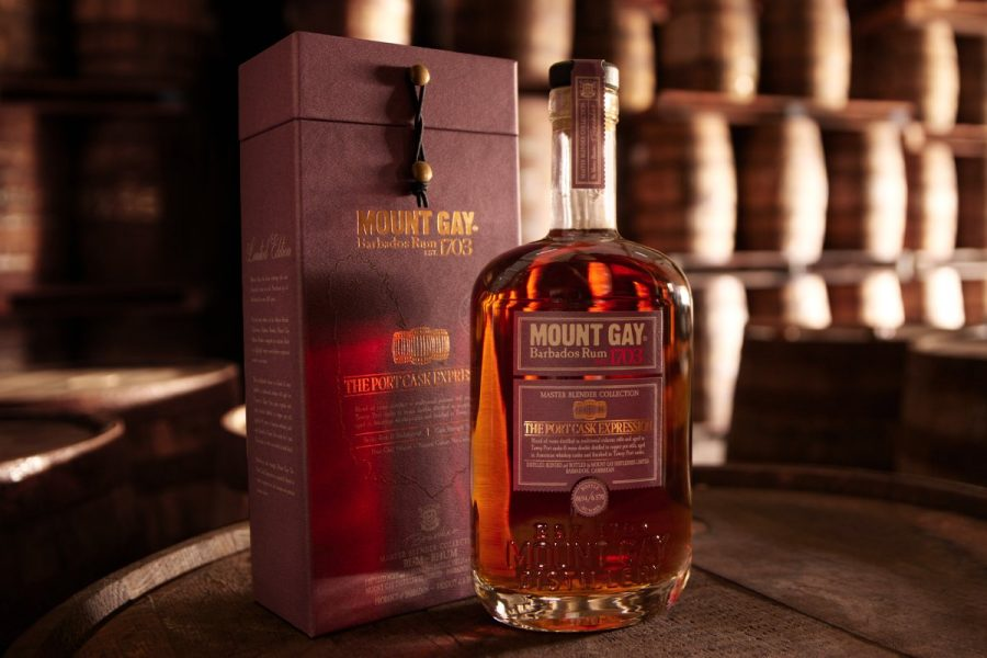 Mount Gay Master Blender Selection – The Port Cask Expression
