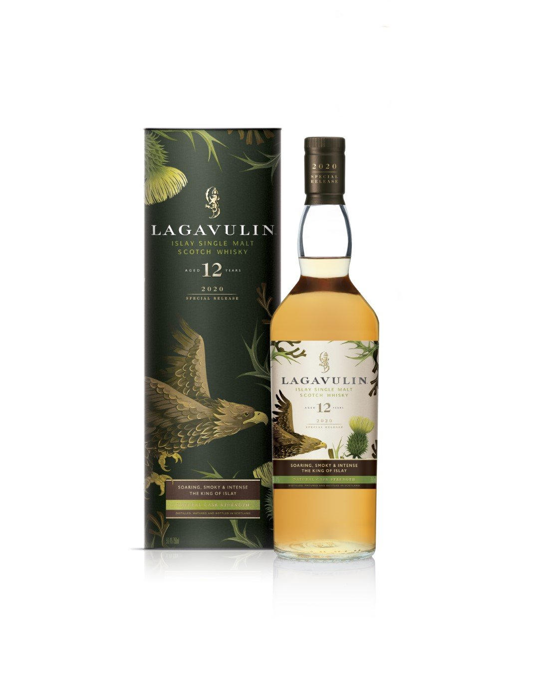Lagavulin 12 Years Old Limited Edition 2020