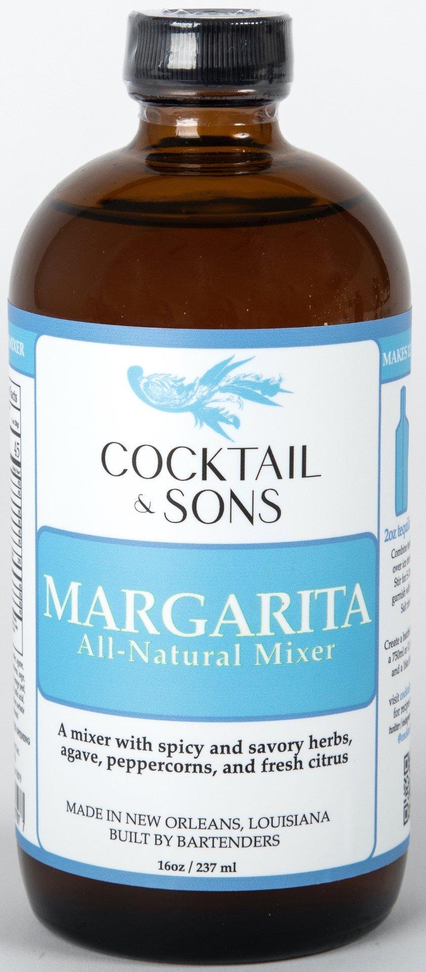 Cocktail & Sons Margarita Mixer