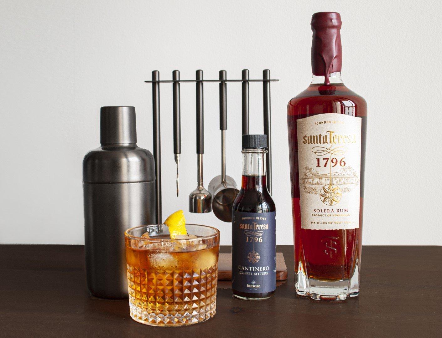 Santa Teresa 1796 Solera Rum (2020)
