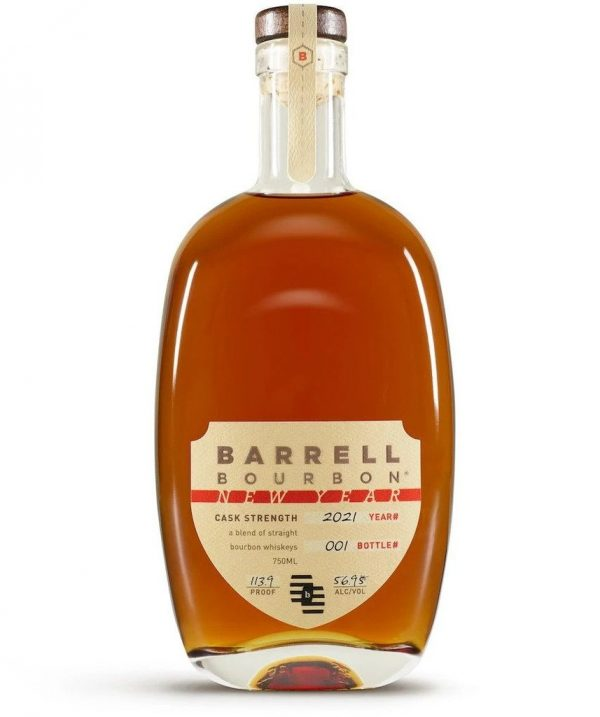 Barrell Bourbon New Year 2021