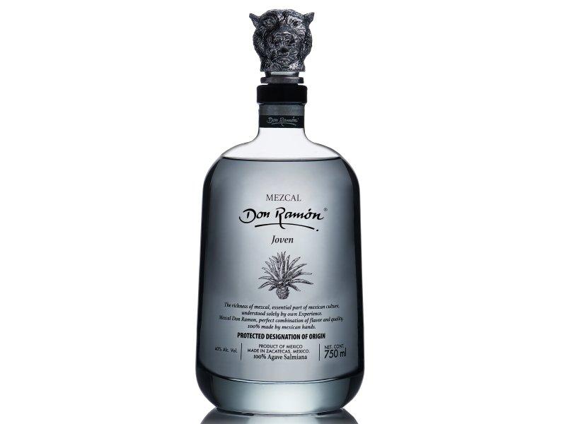 Bottle of Mezcal Don Ramon