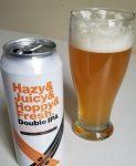 Hi-Wire Brewing Hazy & Juicy & Hoppy & Fresh Double IPA