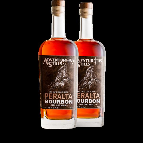 Adventurous Stills Peralta Bourbon