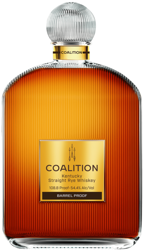 Coalition Rye Barrel Proof
