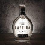 Tequila Partida Cristalino Anejo