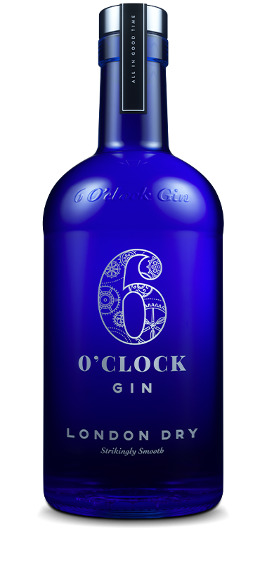Review: 6 O'Clock London Dry Gin and Gin & Tonic