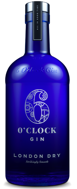 6 O'Clock London Dry Gin