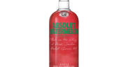 Absolut Watermelon Vodka Bottle