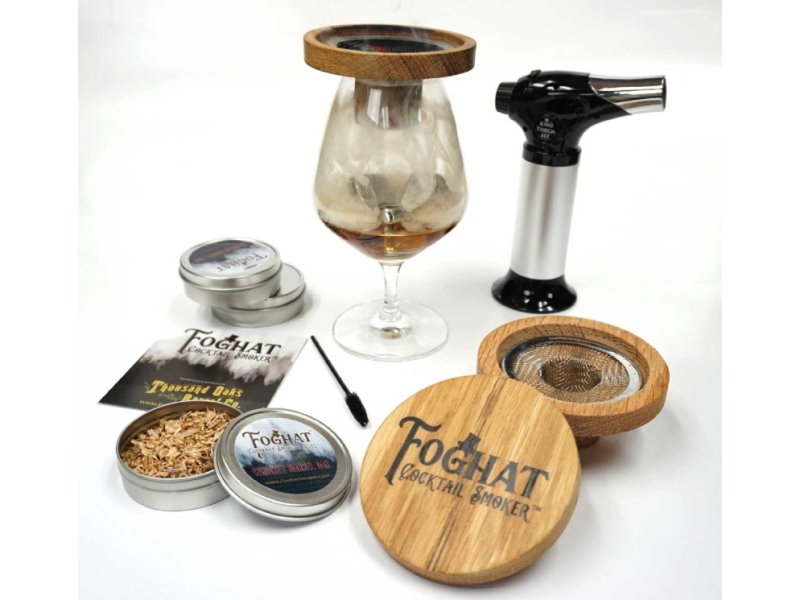 Foghat Cocktail Smoker