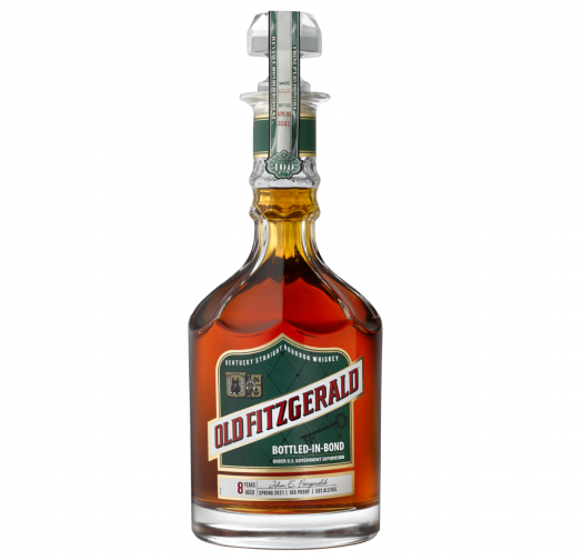 Review: Old Fitzgerald Bottled-in-Bond 8 Years Old Spring 2021 Edition