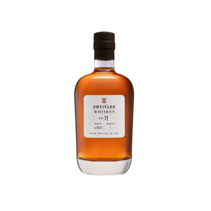 One Eight Distilling Untitled Whiskey No. 17