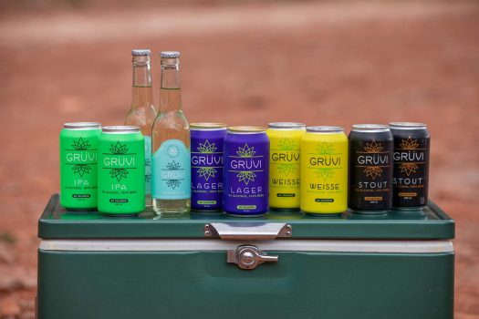 Review: The Non-Alcoholic Beers of Grüvi (2021)