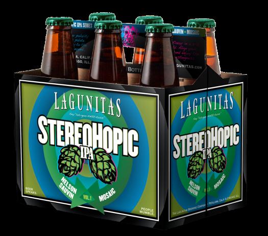 Review: Lagunitas StereoHopic IPA Vol. 1