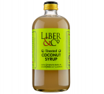 Liber & Co. Toasted Coconut Syrup