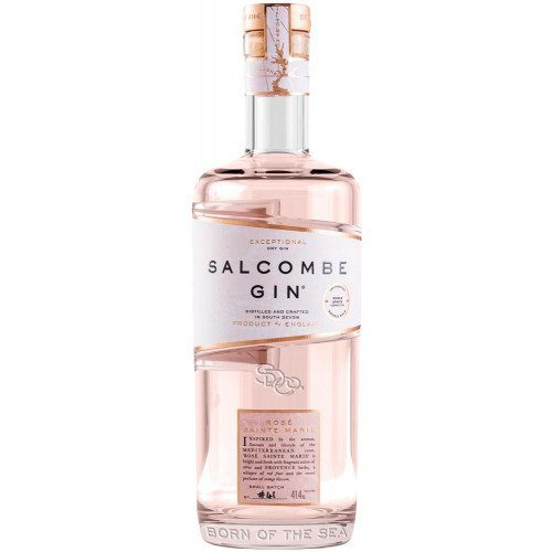 Review: Salcombe Gins – Rose Sainte Marie and Start Point