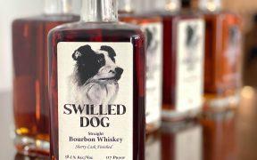 Swilled Dog Sherry Cask Bourbon