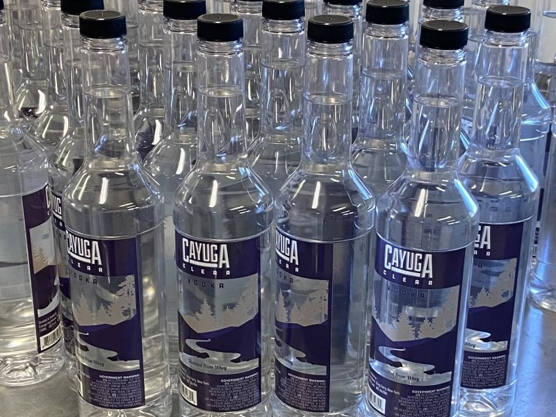 Cayuga Clear Vodka