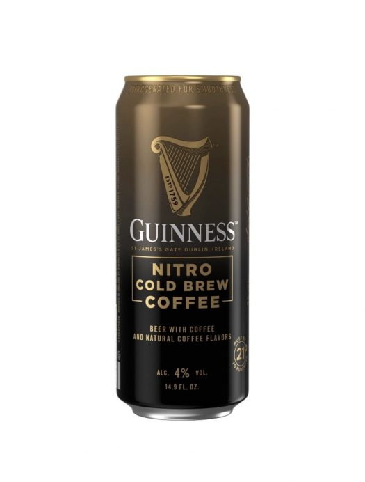 Review: Guinness Nitro Cold Brew Coffee