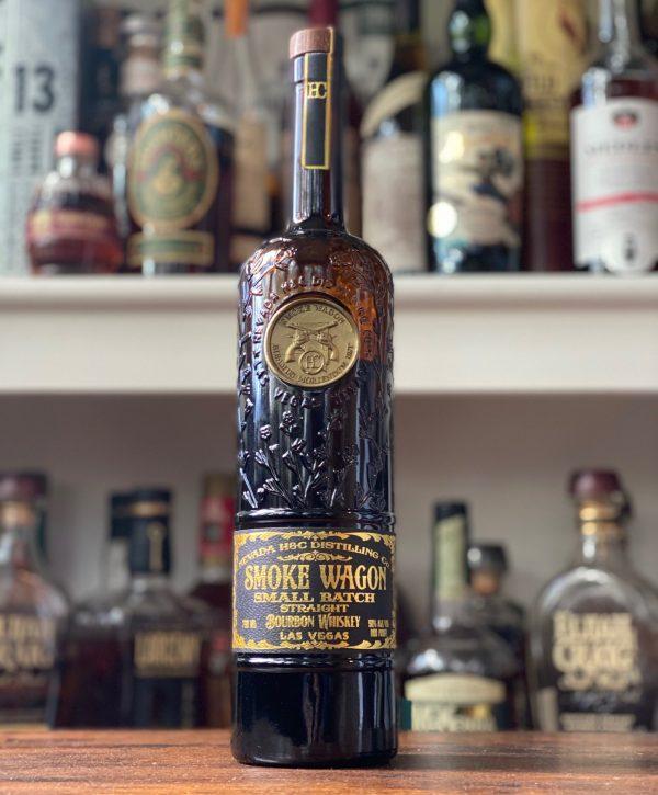 Review: Smoke Wagon Small Batch Bourbon