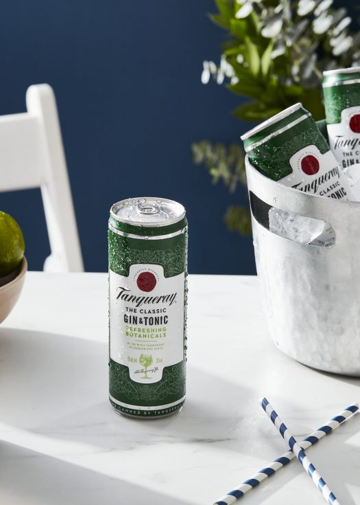 Review: Tanqueray Gin & Tonic (Canned)