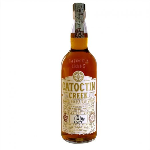 """Review: Catoctin Creek """"Life's a Peach"""" Barrel Select Rye Whisky"""