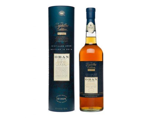 Review: Oban Distillers Edition 2018 – Distilled 2004