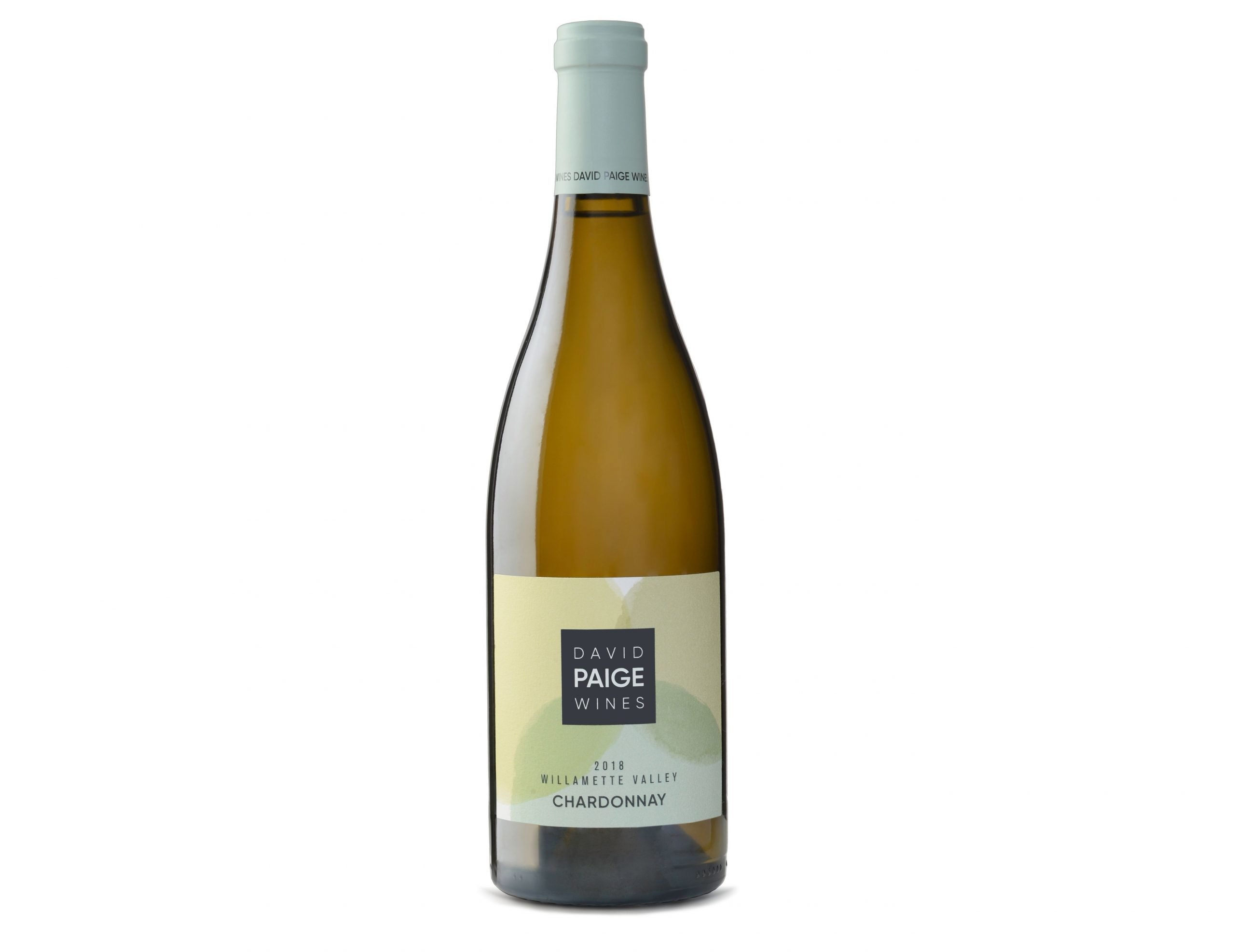 2018 David Paige Wines Chardonnay Willamette Valley