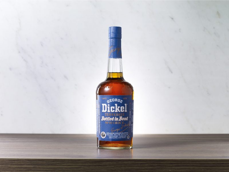 George Dickel Tennessee Whiskey Bottled in Bond 13 Years Old (2021)