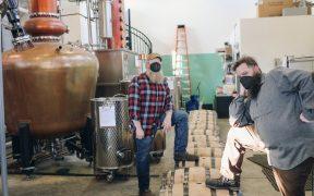 ISCO Distillery Floor